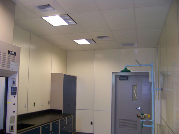 Nufiber Impact Amp Moisture Resistant Wall And Ceiling Panels